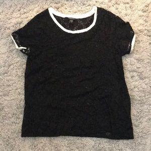 Torrid Lace T-Shirt